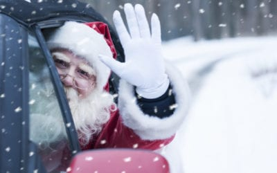 4 Tips for Safe Holiday Driving